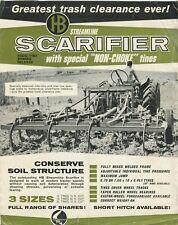 Horwood Bagshaw Streamline Scarifier brochure