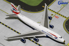 "Gemini Jets British Airways Boeing 747-400 ""VictoRIOus"" 1/400 GJBAW1593"