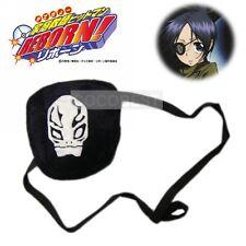 Hitman Reborn Kurōmu Dokuro Single eye eyepatch Cosplay Accessories