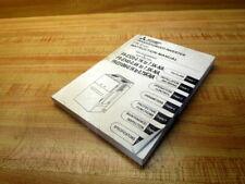 Mitsubishi FR-E500 Transistorized Inverter Manual FRE500