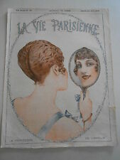 La Vie Parisienne 1918 Le périscope de l'amour Vintage Print