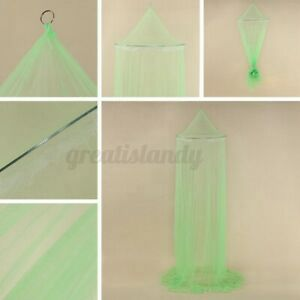 Elegant Round Insect Bed Canopy Princess Netting Curtain Dome Mosquito Net Mesh