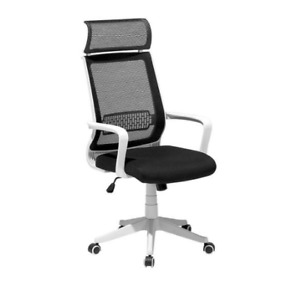 Swivel Office Chair Black x