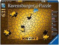 Ravensburger Krypt Gold Impossible 500 Piece Jigsaw Puzzle