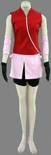 Naruto Cosplay Costume Haruno Sakura 2nd Any Size