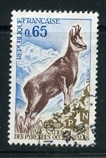 STAMP / TIMBRE FRANCE OBLITERE N° 1675 / FAUNE / ISARD