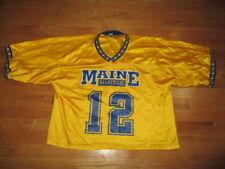 Vintage Yale Sportswear MAINE MARITIME No. 12 (XL) Football Jersey