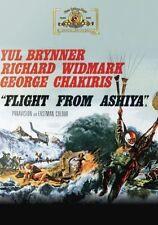 FLIGHT FROM ASHIYA (1964 Yul Brynner)  - Region Free DVD - Sealed