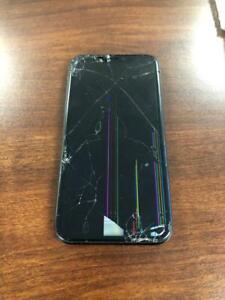 Telefono XR Originale Apple LCD Crepato + Rotto, Schermo LCD
