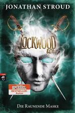 LOCKWOOD & CO Band 03: Die raunende Maske ►►►UNGELESEN ° Jonathan Stroud