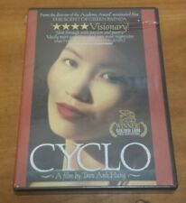 Cyclo (DVD, 2004) Tran Anh Hung 1995 Vietnamese action film Tony Leung RARE NEW