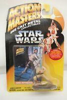 Luke Skywalker Action Masters Die Cast Metal Star Wars Kenner 1994 TY