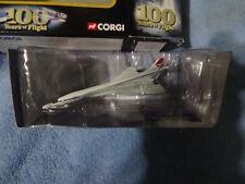 Corgi Concorde 100 years of flight New in the box