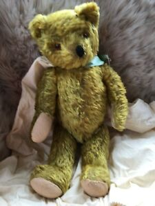 1930'S AMERICAN TEDDY BEAR