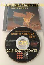 2007 to 2009 Lexus RX350 ES350  GS350 GS430 IS F Navigation DVD EAST Map U40