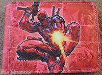 Deadpool Jump! wallet X-Men Wolverine Marvel Comics US Seller avengers