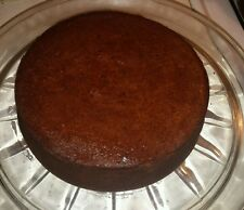 Jamaican Black Rum Fruit Cake. 8 inch