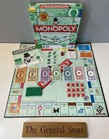 Monopoly Board Game - 2008 Hasbro - 100% Complete - 2-8 Players 8+ Years - MINT!