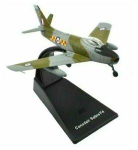 Jet Age Military Aircraft Canadair Sabre F4 diecast model  CB24