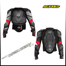 PETTORINA MOTO PER BAMBINI CROSS ACERBIS SCUDO JUNIOR 2.0 YOUTH TAGLIA XXL