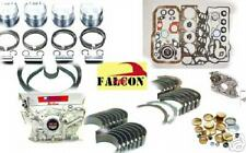 Fits Hyundai Accent 1.5 Engine Kit G4EB Pistons+Rings+Bearings+Gaskets 00-02