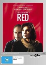 A6 BRAND NEW SEALED Three Colours Red (DVD, 2005)