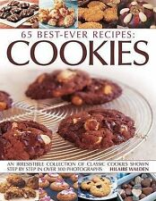 65 Best-ever recipes: Cookies: An irresistible collection of classic cookies...