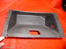 70 71 72 GTO LEMANS GLOVE BOX LINER GM OEM GLOVEBOX PONTIAC JUDGE TEMPEST BLACK