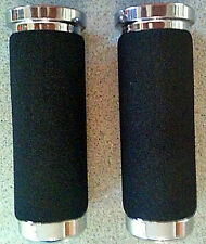 FOAM HAND GRIPS V-TWIN INDIAN CHIEF VINTAGE BOMBER DELUXE SCOUT SPIRIT 1999-2013