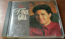 THE BEST OF VINCE GILL 1989 CD BMG
