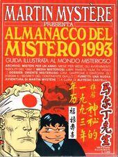 MARTIN MYSTERE ALMANACCO DEL MISTERO 1993
