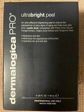 Dermalogica PRO UltraBright Peel 4 fl oz/ 118mL NIB
