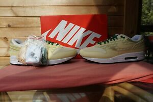 "2020 Nike Air Max 1 PRM ""Lemonade"" Size 13 (2951) CJ0609-700"