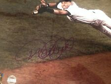 New York Yankees DEREK JETER Signed 16x20 JSA