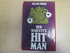 Good - Her Majesty's Hit Man Allan Prior 1986 Grafton Books