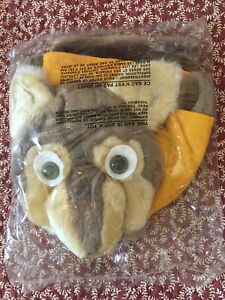 """Dog wolf fox hand puppet Lg 18"""" new sealed educational toy teacher Theater play"""