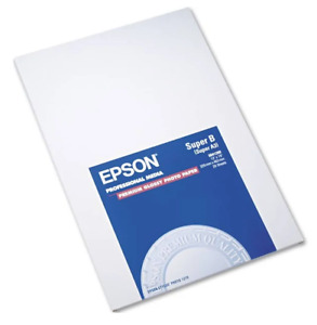 "Epson 13"" x 19"" S041289 Photo Quality Paper Super B A3 20 Sheet"