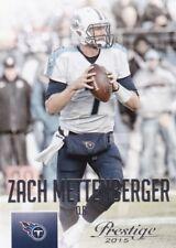 Zach Mettenberger 2015 Panini Prestige Football Trading Card, #123