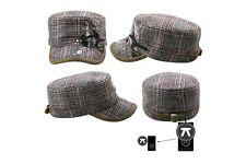 Designer Keyone Hat Urban Graffiti Grigio S/M (55cm-57cm) Mens Boys Hat