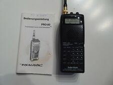 Funkgerät, Funktechnik, Pro-60 Programmierbarer Scanner mit 200 Speicherplätzen
