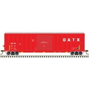 Warwick Railroad - GATX 50' Berwick Box Car #7491 HO - Atlas #20005648 vmf121