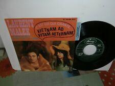 """Laurent Malek""""Vietnam Ad Vitam Aeternam""""Gerard Manset""""ep7""""or.fr.languette.rare"""