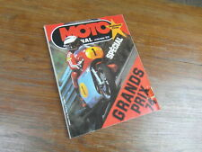 MOTO JOURNAL Hors serie HIVER 1974 CONTINENTAL CIRCUS SPECIAL GRANDS PRIX 74
