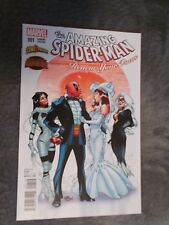 Amazing Spider-man Renew Your Vows #1 Comixposure  Variant  Pasqual Ferry Cover