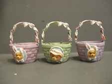 Cherished Teddies Baskets
