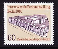Germany Berlin 9N466 MNH 1981 International Telecommunications Expo Issue