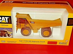 Collectable Norscot 1/50 Scale CAT 777D Off Highway Truck MIB