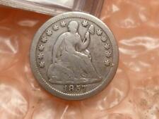 1857 O Liberty Seated Silver Half Dime  #C