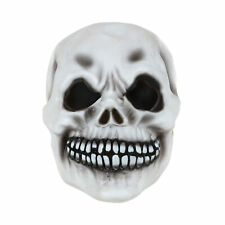Mens Latex Skull Mask Day of the Dead Adults Overhead Scary HALLOWEEN Deluxe
