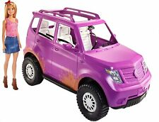 Barbie Doll Sweet Orchard Farm Suv Vehicle Ght18
